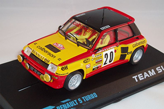 1 - RENAULT 5 TURBO 1
