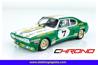1 - FORD CAPRI 2600 RS #7 CHRONO