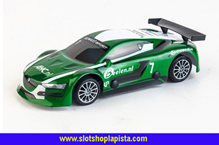 1 - RENAULT RS GREEN # 7