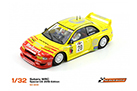 SCALEAUTO - SUBARU WRC CE YELLOW ($1,250.00)