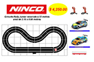 NINCO - CIRCUITO RALLY JUNIOR