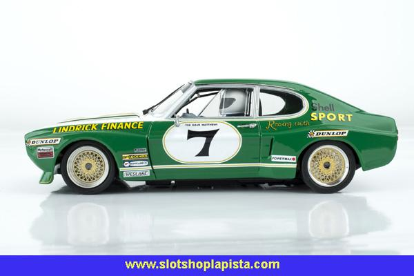 2 - SRC - FORD CAPRI 2600RS LV BRANDS