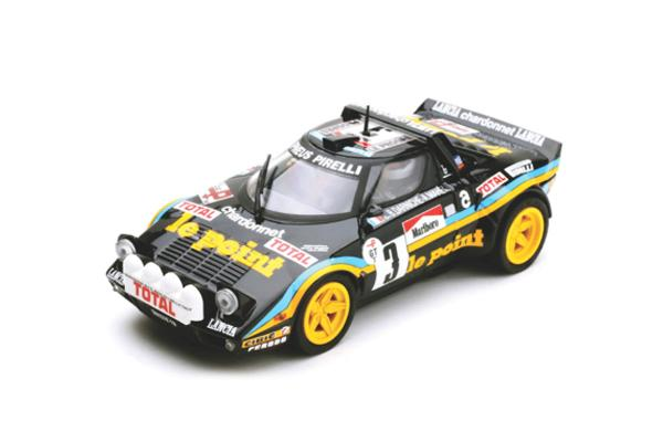 1 - TEAM SLOT - LANCIA STRATOS # 3