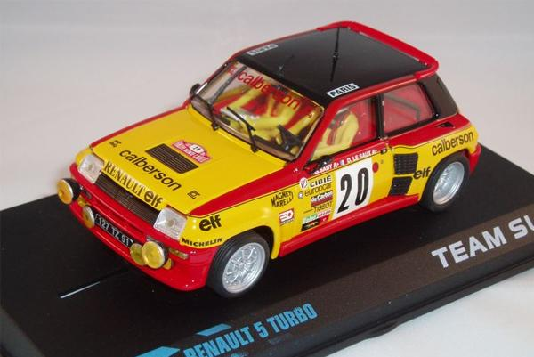 1 - TEAM SLOT - RENAULT 5 TURBO 1