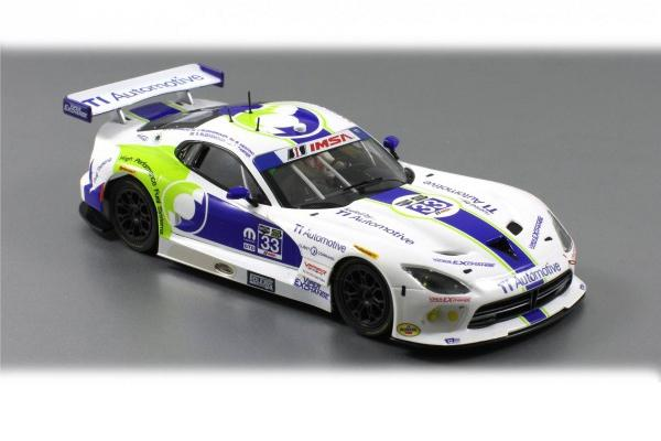 1 - SCALEAUTO - SRT VIPER GTS-R EXCHANGE #33