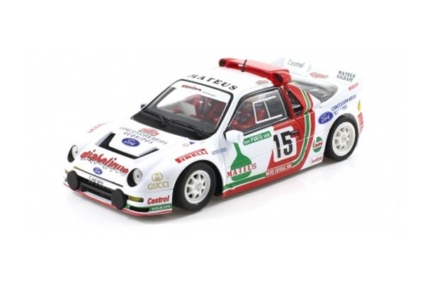 1 - SCALEAUTO - FORD RS 2000 R