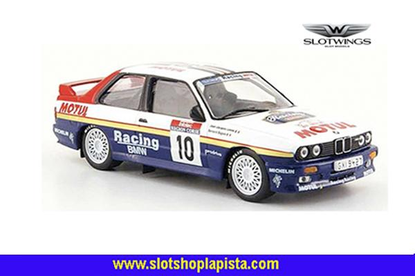 1 - SLOTWINGS - BMW M3 ROTHMANS